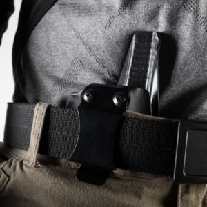 DualPoint™ Light Mounted AIWB Holster