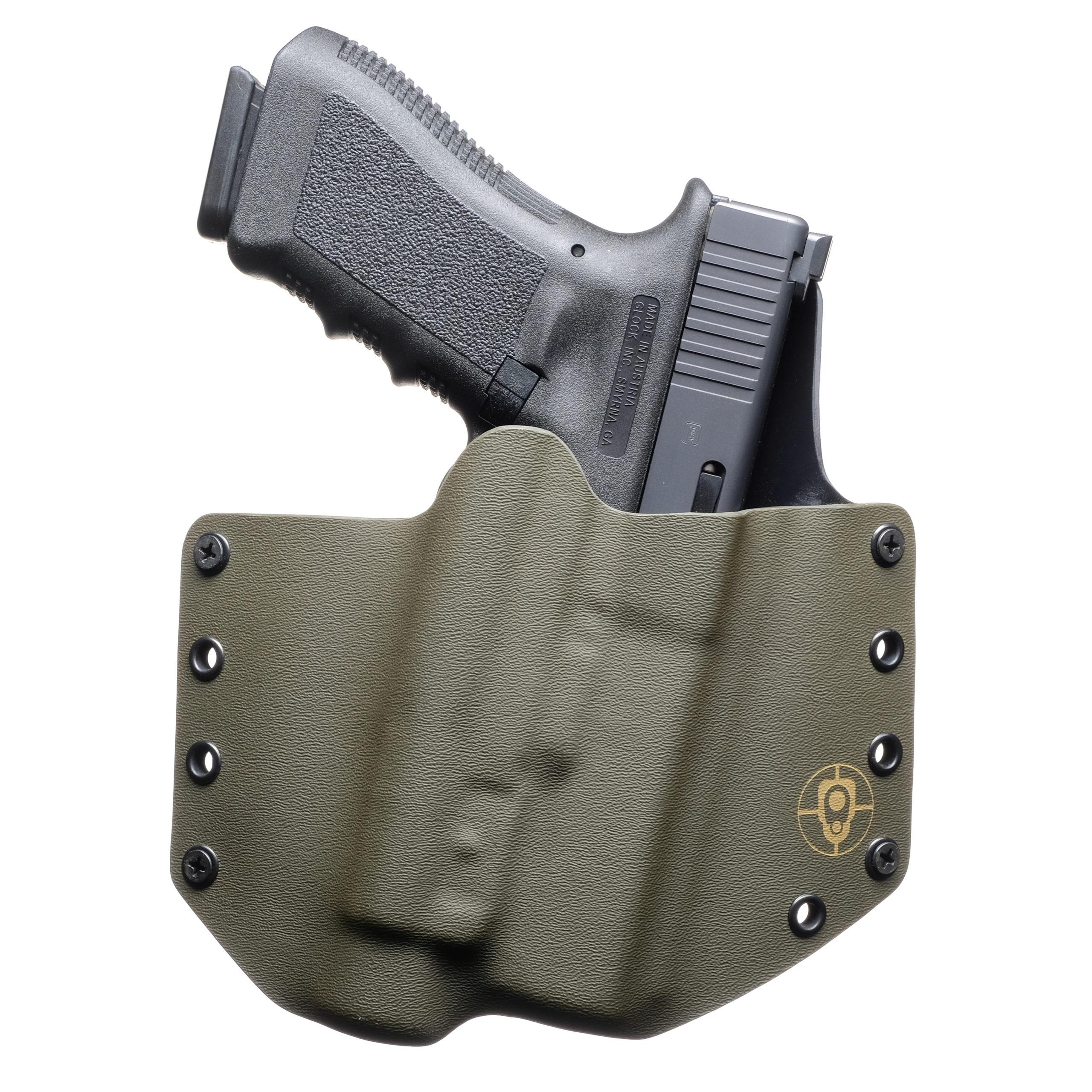 Kryptek Mandrake Kydex Holster for Glock 20 21 Streamlight TLR-1 TLR-1 HL
