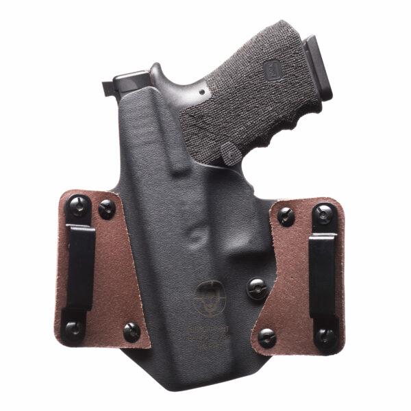 IWB Hybrid Kydex Holster USMC DRK for Smith /& Wesson Handguns