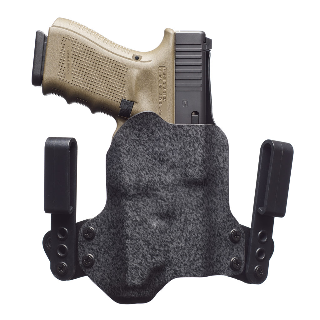 Mini Wing Light Mounted Blackpoint Tactical