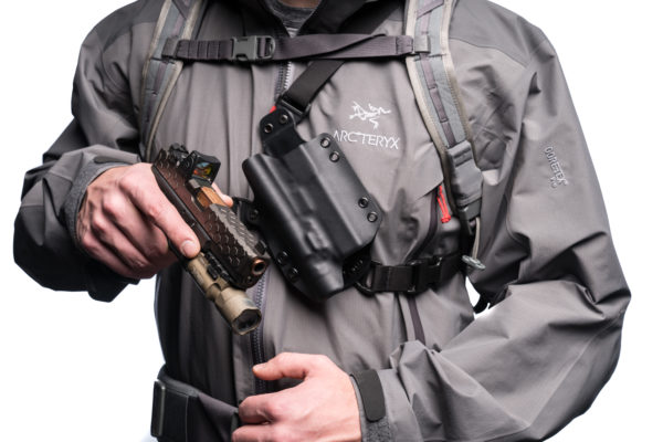 Outback™ Light Mounted Chest System - BlackPoint Tactical