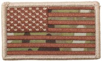 Velcro U.S. Flag Patch